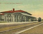 Westerly Railroad Station